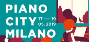 "Concert of the laureates ""Brin d'herbe"" 2019 at Piano City (Milan)"