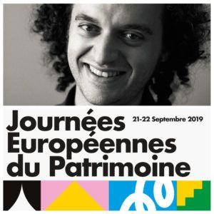 Récital de Franco Venturini, ITALIE Journées européennes du Patrimoine
