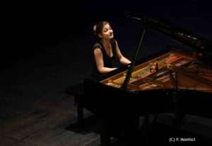 Concert of Maroussia Gentet at the Orléans Theater