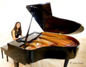 Matinées du Piano : Nour Ayadi, Maroc