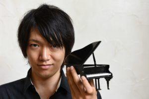 Matinées du Piano : Takuya Otaki, Japan