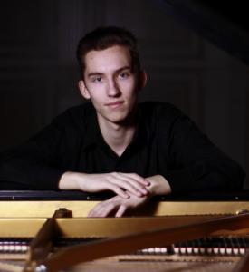 Matinées du piano : Valentin Malinin, Russia