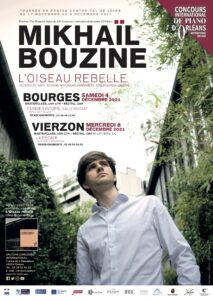 Tour of Mikhaïl Bouzine – Vierzon