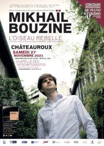 Tour of Mikhaïl Bouzine – Châteauroux