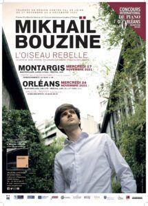 Tour of Mikhaïl Bouzine – Orléans
