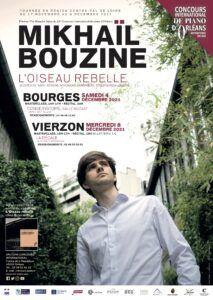 Tour of Mikhaïl Bouzine – Bourges