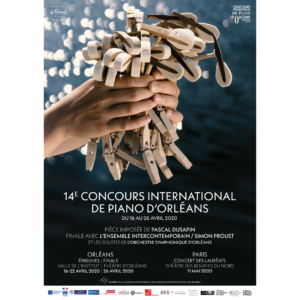 CANCELLED – 14th International piano competition of Orléans 2020