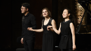Laureates recital 14th International piano competition of Orléans