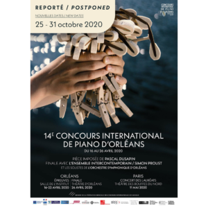 FINAL – 14th International piano competition of Orléans 2020