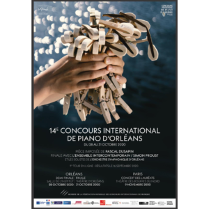Concert of the 14th International piano competition of Orléans Laureates