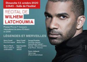 Matinées du piano: Wilhem Latchoumia, France