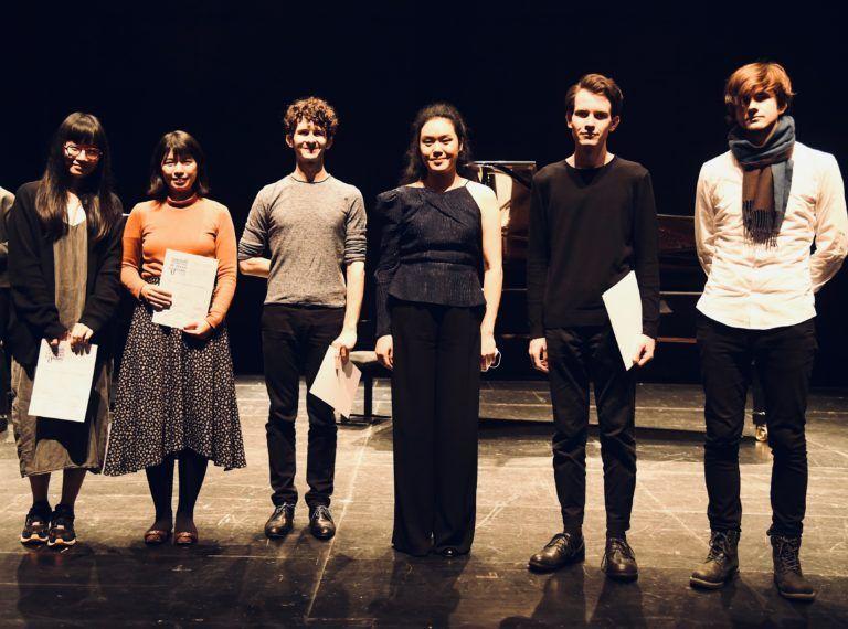 6 demi-finalistes © Gérard Laurenceau
