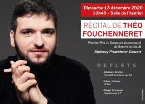 Matinées du piano : Théo Fouchenneret, France