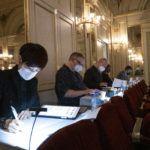 Le jury © Didier Depoorter