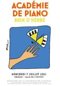 Académie de piano 'Brin d'herbe'