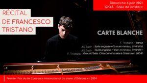 Matinée du piano – Francesco Tristano