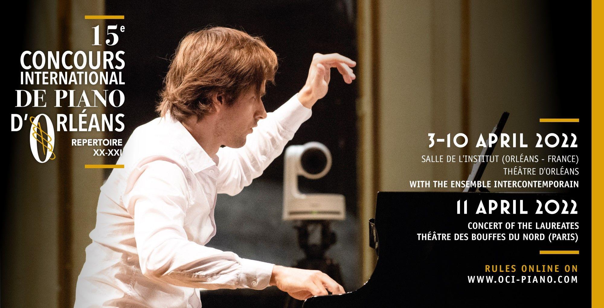 rencontre international de piano paris cherche boucle d oreille homme