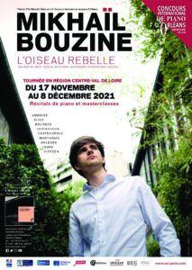 Tournée de Mikhaïl Bouzine (du 17/11 au 8/12)