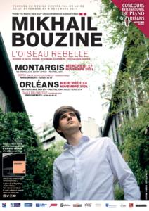 Tour of Mikhaïl Bouzine – Montargis