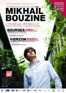 Tournée de Mikhaïl Bouzine – Bourges
