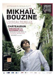 Tournée Mikhaïl Bouzine – Châteaudun
