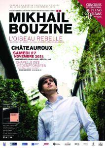 Tournée de Mikhaïl Bouzine – Châteauroux
