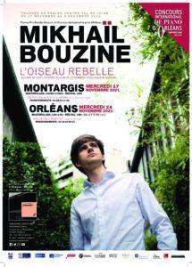 Tournée Mikhaïl Bouzine – Orléans